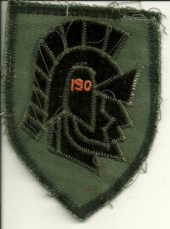 Vietnam Helicopter Insignia And Artifacts