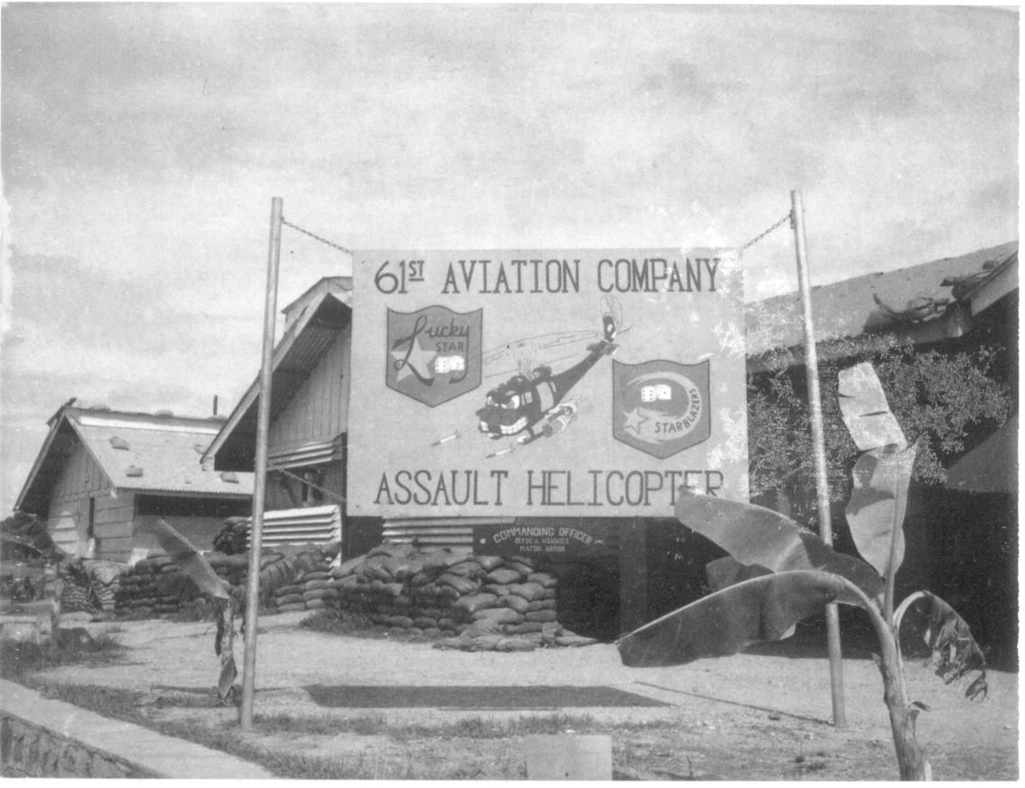 174th ahc vietnam - Image Courtesy Of Cliff White